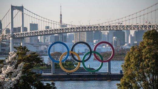 المپیکی که در ژاپن نیست!