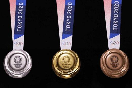 جایگاه بیست و سومی ایران در جدول مدالی المپیک توکیو