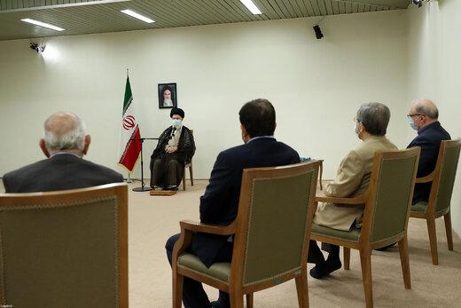 رهبر انقلاب: مسئولان حل مشکلات خوزستان را به صورت جدی دنبال کنند