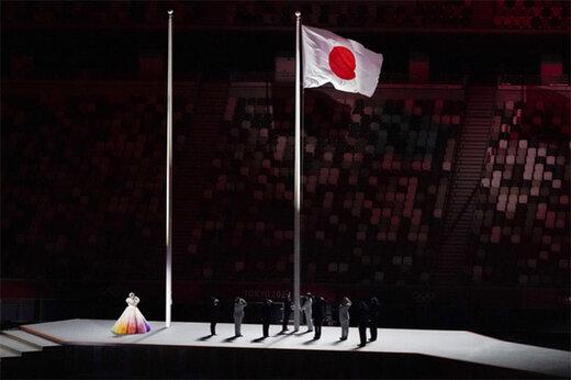 ببینید | قابهای تماشایی از افتتاحیه المپیک 2020