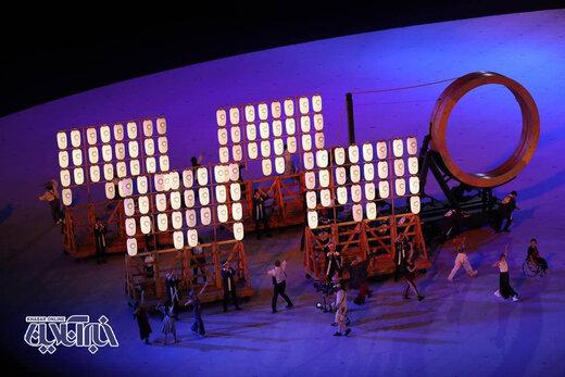 مراسم افتتاحیه رسمی المپیک ۲۰۲۰