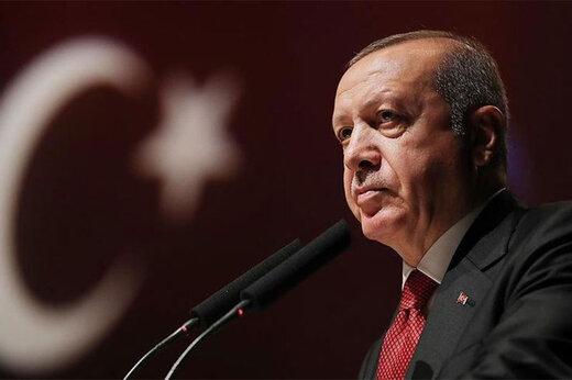 اردوغان: با کمک ایران تعداد هواپیماهای آتشنشان برای اطفای حریق را افزایش دادیم