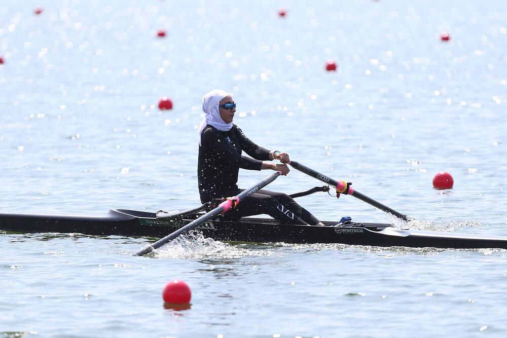 گلایههای ناراحتکننده بهترین ورزشکار زن ایران در المپیک