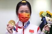 نخستین طلای المپیک به چین رسید