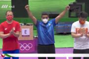 ما فعلا دوم المپیکیم!/عکس