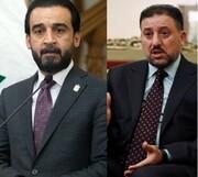 دو رهبر سیاسی اهل سنت عراق همدیگر را تهدید کردند/حملات زشت لفظی به یکدیگر جنجال تازهای در این کشور بهپا کرد