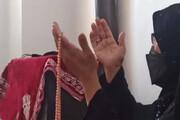 ببینید | اولین صحبتهای احساسی مادر جواد فروغی پس از کسب مدال طلای المپیک توسط فرزندش