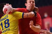 ببینید | گل عجیب تیمملی هندبال نروژ به برزیل در المپیک
