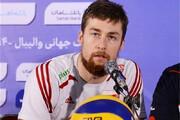 ببینید | واکنش کاپیتان تیم والیبال لهستان بعد از شکست مقابل ایران