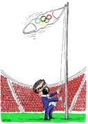 وضعیت عجیب المپیک کرونایی را ببینید!
