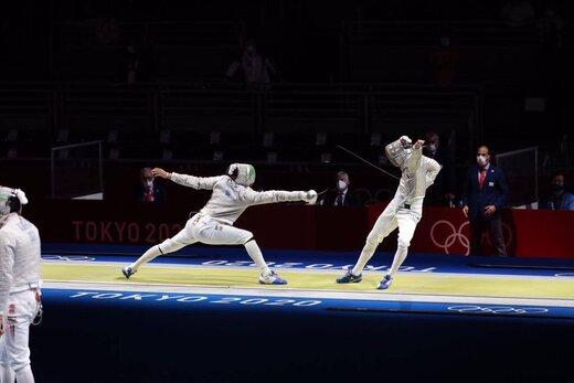 المپیک #توکیو۲۰۲۰ - روز دوم مرداد