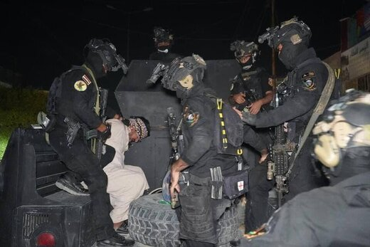 حمله داعش جان سه پلیس فدرال عراق را گرفت