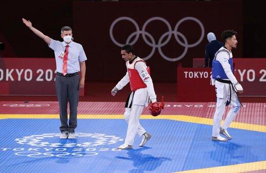 شکست آرمین هادیپور مقابل تکواندو کار آرژانتینی