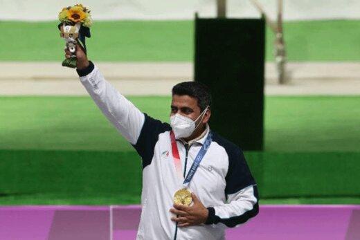 ایران با طلای رکوردشکن در رده پنجم/عکس