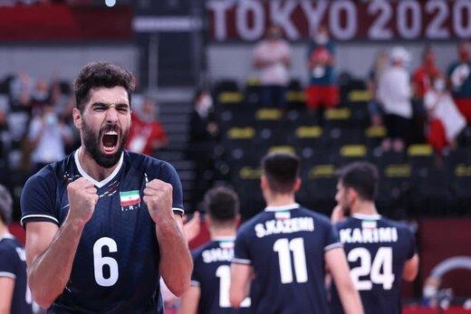 قهرمان جهان مغلوب ایران شد؛ شاهکار تیم ملی والیبال در گام نخست