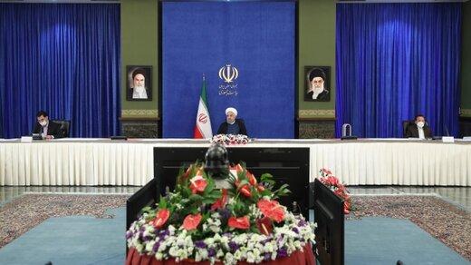 روحاني : يجب مواصلة حل مشكلات محافظة خوزستان طبقا لتوجيهات قائد الثورة