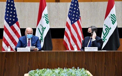 محورهای توافق راهبردی آمریکا و عراق منتشر شد