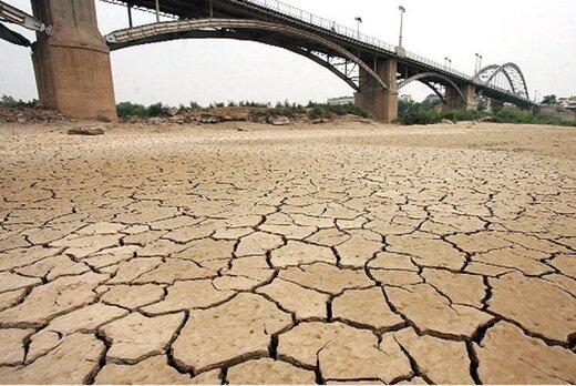 آورد کارون ۵۰ درصد کاهش یافت/ آب خوزستان کجا میرود؟