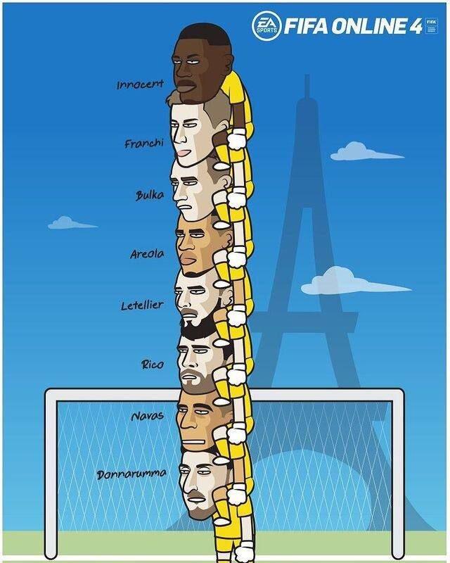 وضعیت عجیب دروازه پاریسیها را ببینید!