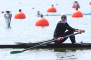 شاهکار نازنین ملایی در قایقرانی المپیک