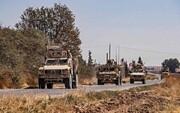 ورود یک کاروان بزرگ نظامی به سوریه،با چه هدفی؟