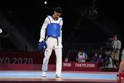 واکنش میرهاشم حسینی به حذف از المپیک/ درباره چه چیزی حرف بزنم؟ باختم دیگر!
