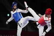 پایان غمانگیز تکواندوی ایران در المپیک توکیو
