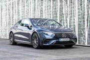 ببینید | EQS جدید؛ امضای اختصاصی مرسدس بنز برای نسل آینده خودروها
