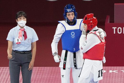 کیمیا علیزاده در نیمه نهایی المپیک/ کیانی به مدال برنز امیدوار شد