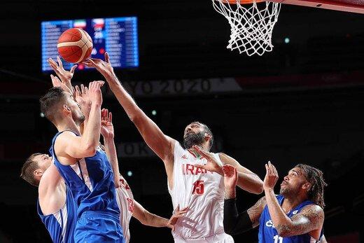بسکتبال ایران - چک