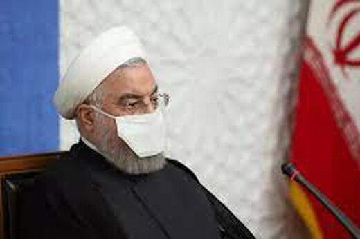 ببینید | رئیس جمهور: 1.1 میلیون نفر به دلیل کرونا در ایران بیکار شدند