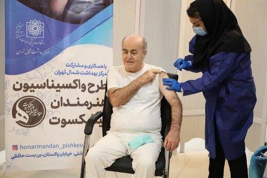 واکسیناسیون شهروندان بالای ۵۰ سال مرگ و میر را ۹۵ درصد کاهش میدهد