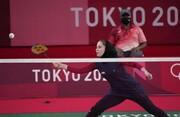 ببینید | دختر بدمینتون باز ایران تاریخساز شد: نخستین برد المپیکی به نام  ثریا آقایی