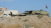 روسیه از سرنگونی دو موشک اسرائیل در سوریه خبر داد