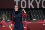 رویای ثریا آقایی در مسابقات بدمینتون المپیک