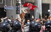 بیانیه کنگره آمریکا نسبت به وقایع تونس