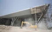 ترمینال جدید فرودگاه در ایستگاه پایانی دولت دوازدهم