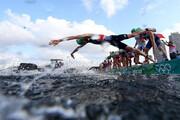 ببینید |  اشتباهی عجیب در استارت مسابقات سهگانه المپیک