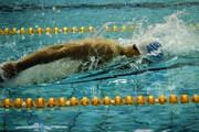 تصاویر   قابهای تماشایی از رکوردشکنی متین بالسینی در المپیک توکیو