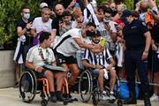 ببینید   حضور کریستیانو رونالدو در محل تمرینات یوونتوس در میان استقبال هواداران
