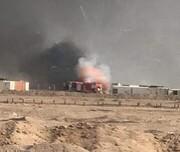 حملات پهپادی رژیم صهیونیستی به نجف اشرف