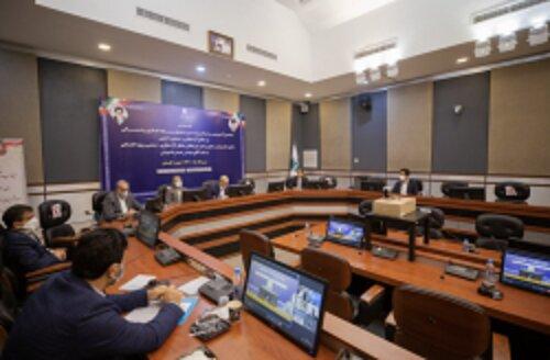 برگزاری جلسه دمو هفتمین افتتاح پروژه های مناطق آزاد به میزبانی جزیره کیش