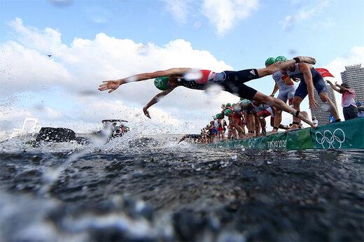ببینید    اشتباهی عجیب در استارت مسابقات سهگانه المپیک