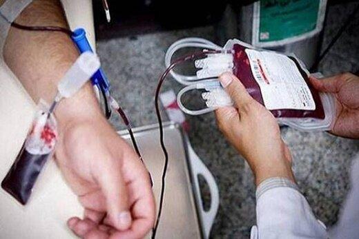 سطح ذخایر خونی در مازندران کاهش یافت