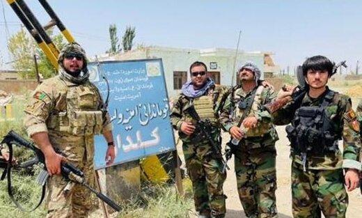 ۴۰ تن از نیروهای طالبان کشته شدند