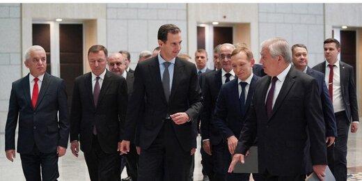 اسد از تلاشها برای بازگرداندن آوارگان به سوریه خبر داد