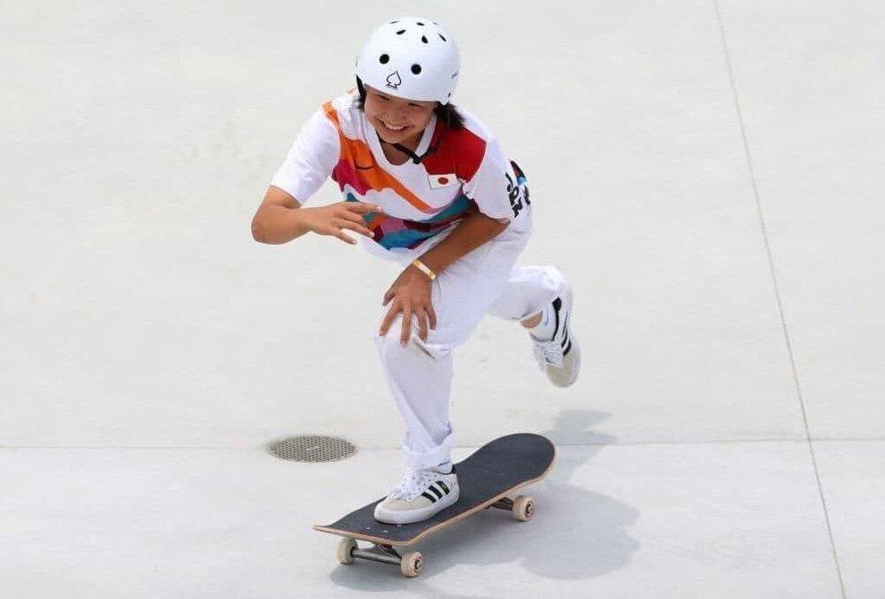 شگفتی جدید در المپیک ۲۰۲۰ توکیو/عکس