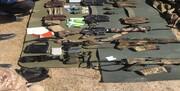 انهدام تیم مسلح تروریستی توسط سپاه پاسداران