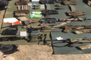ببینید | لحظه رصد اطلاعاتی و کشف مهمات جنگی تیم تروریستی موساد در ایران