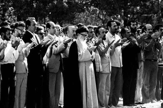 پدرم با دولتی شدن نماز جمعه مخالف بود /ماجرای هشدار دادن آیت الله در خطبه نماز جمعه